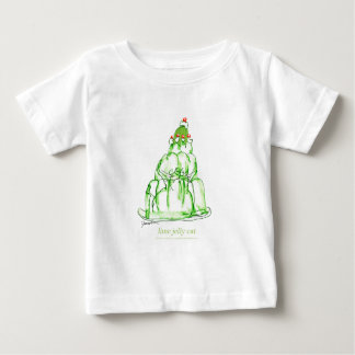 tony fernandes's lime jelly cat baby T-Shirt