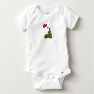 tony fernandes's love dodo baby onesie