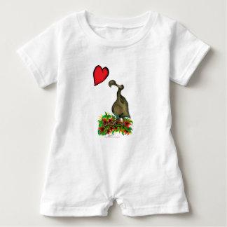tony fernandes's love dodo baby romper