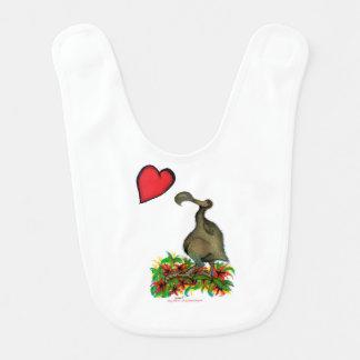 tony fernandes's love dodo bib