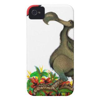 tony fernandes's love dodo iPhone 4 cover