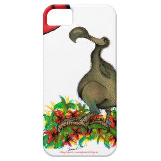 tony fernandes's love dodo iPhone 5 case