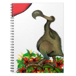 tony fernandes's love dodo notebooks