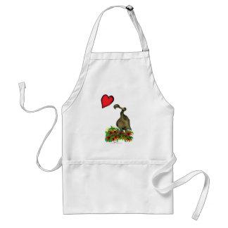 tony fernandes's love dodo standard apron