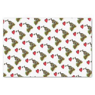 tony fernandes's love dodo tissue paper