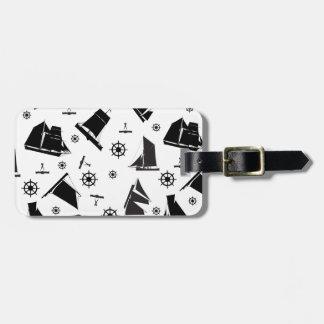 tony fernandes's nautical 2 bag tag