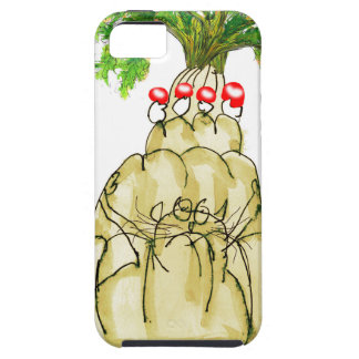 tony fernandes's parsnip jello cat iPhone 5 case