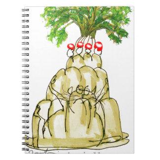 tony fernandes's parsnip jello cat notebooks