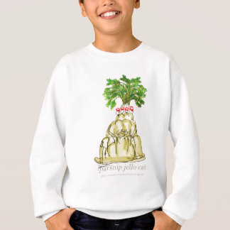 tony fernandes's parsnip jello cat sweatshirt
