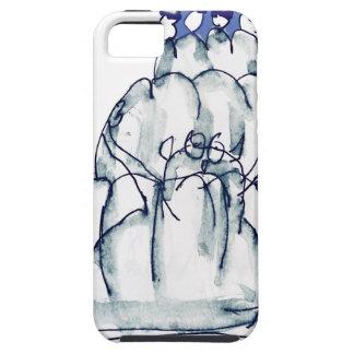 tony fernandes's prune jello cat iPhone 5 cover