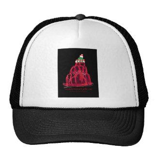 tony fernandes's scotch bonnet jello cat trucker hat