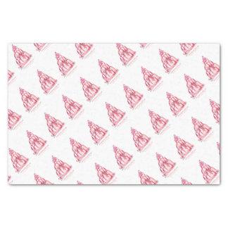 tony fernandes's strawberry jello cat tissue paper