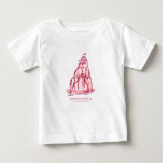 tony fernandes's strawberry jelly cat baby T-Shirt