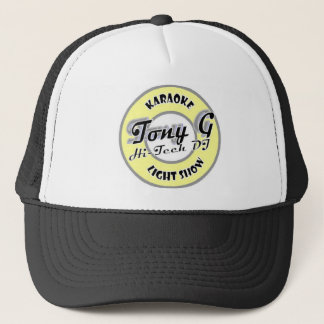 Tony G DJ Trucker Hat