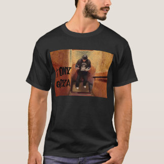 Tony Goya Men's Black T - Customized T-Shirt