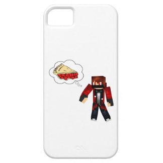 Tony Likes Pie- Phone Case iPhone5