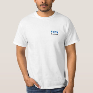 Tony Removal T-Shirt