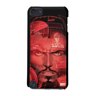 Tony Stark In Iron Man Suit iPod Touch 5G Covers