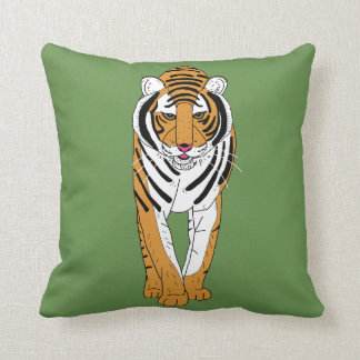 Tony the Tiger Throw Pillow