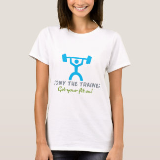 Tony The Trainer T-Shirt