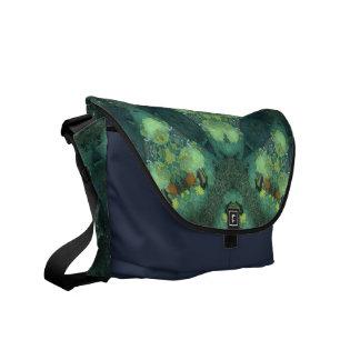 Tony's Aquarium Messenger Bag