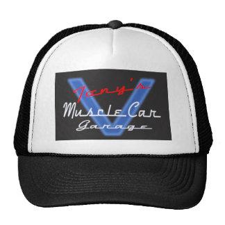 Tony's MUSCLE CAR GARAGE Trucker Hat