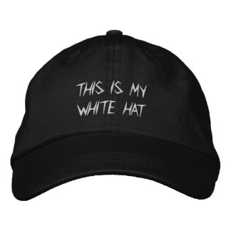 Tony's White Hat