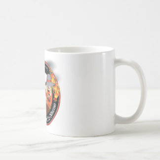 Too Ashamed to Name BBQ Coffie Mug