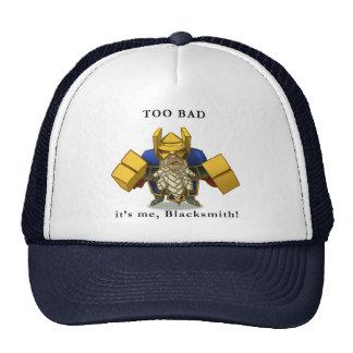 too bad trucker hat