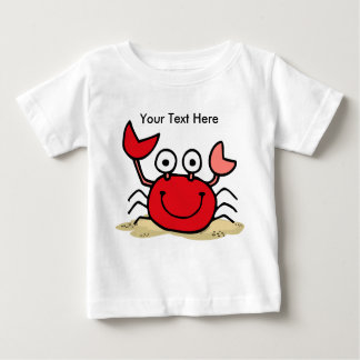 Too Cute Crab Custom T-shirt