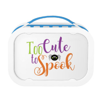 Too Cute To Spook - Yubo Lunchbox