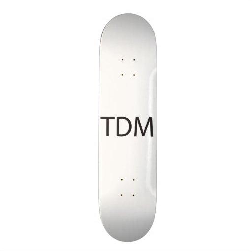 Too Darn Many.ai Skate Boards
