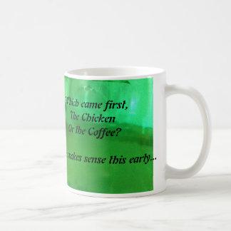 Too Early! Coffee Mug