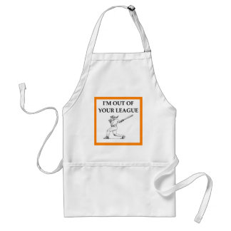 too good for you standard apron