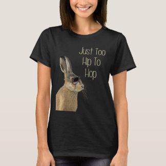 Too Hip To Hop Grey T-Shirt