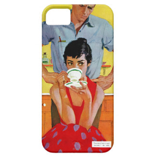 Too Late To Make Up iPhone 5 Cover