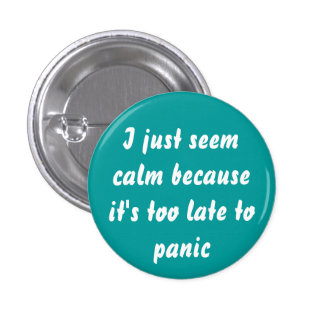 Too late to panic button