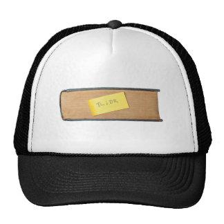 Too long didn't read trucker hat