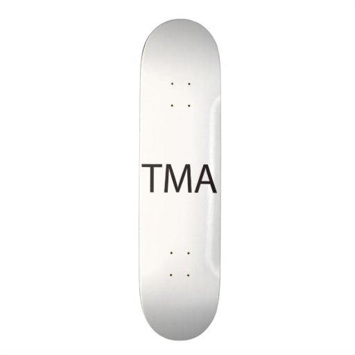 Too Many Acronyms.ai Skate Deck