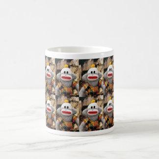 Too Many SockMonkeys Coffee Mug