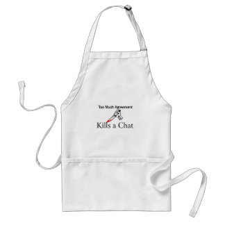 Too Much Agreement Kills a Chat Standard Apron