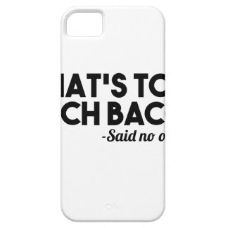 Too Much Bacon iPhone 5 Covers