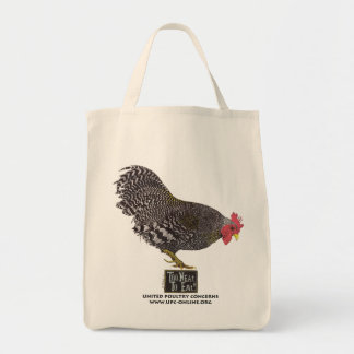 Too Neat To Eat! - Rooster Tote Bag