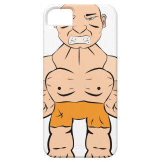 Too nervous iPhone 5 cover