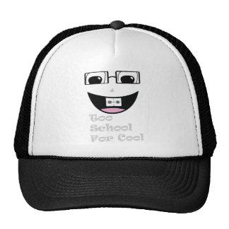 Too School Mesh Hats