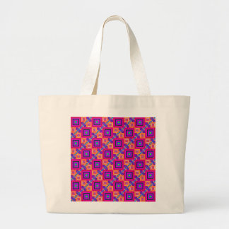 too tired to make sense large tote bag
