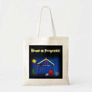 Tool House Tote Bag!