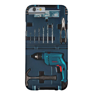 Tool kit texture iPhone case
