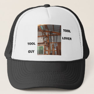 Tool Shed Cap