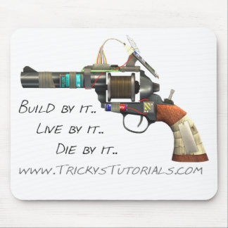 Toolgun Mousepad